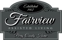 Fairview Assisted Living Newsletter | January 2021