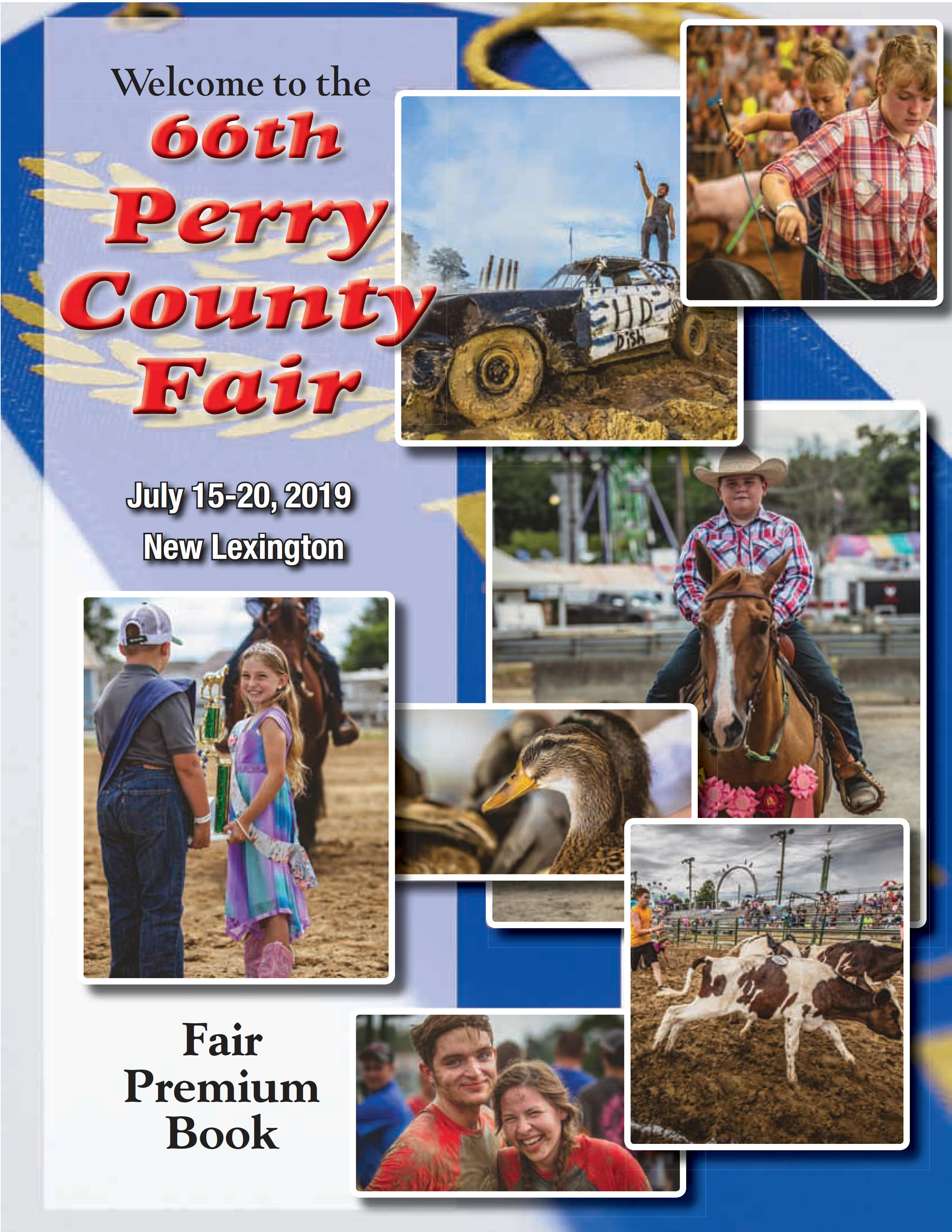 66th Annual Perry County Ohio Fair Schedule Perry County