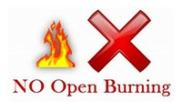 Ohio DNR and Ohio EPA Restrict Open Burns in March, April, May, October, and November