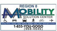 Please Join Us As We Celebrate The Grand Opening of Our Region 8 Mobility Solution Center | June 17, 2021